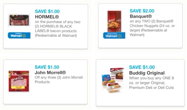 printable meat coupons currently available the crazy coupon lady of oc